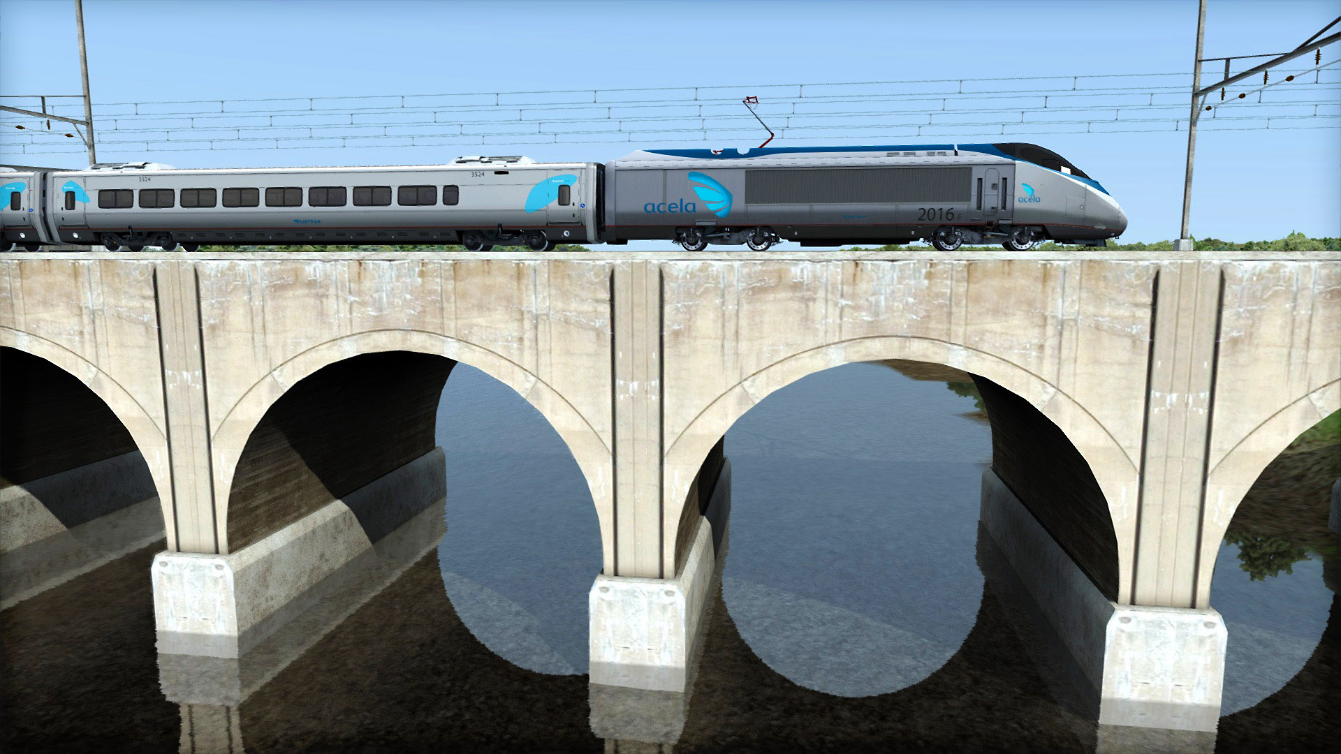 Train Simulator: Amtrak Acela Express EMU Add-On screenshot