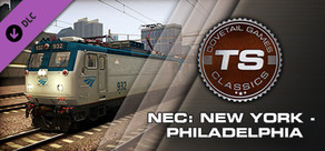 Train Simulator: Northeast Corridor: New York - Philadelphia Route Add-On