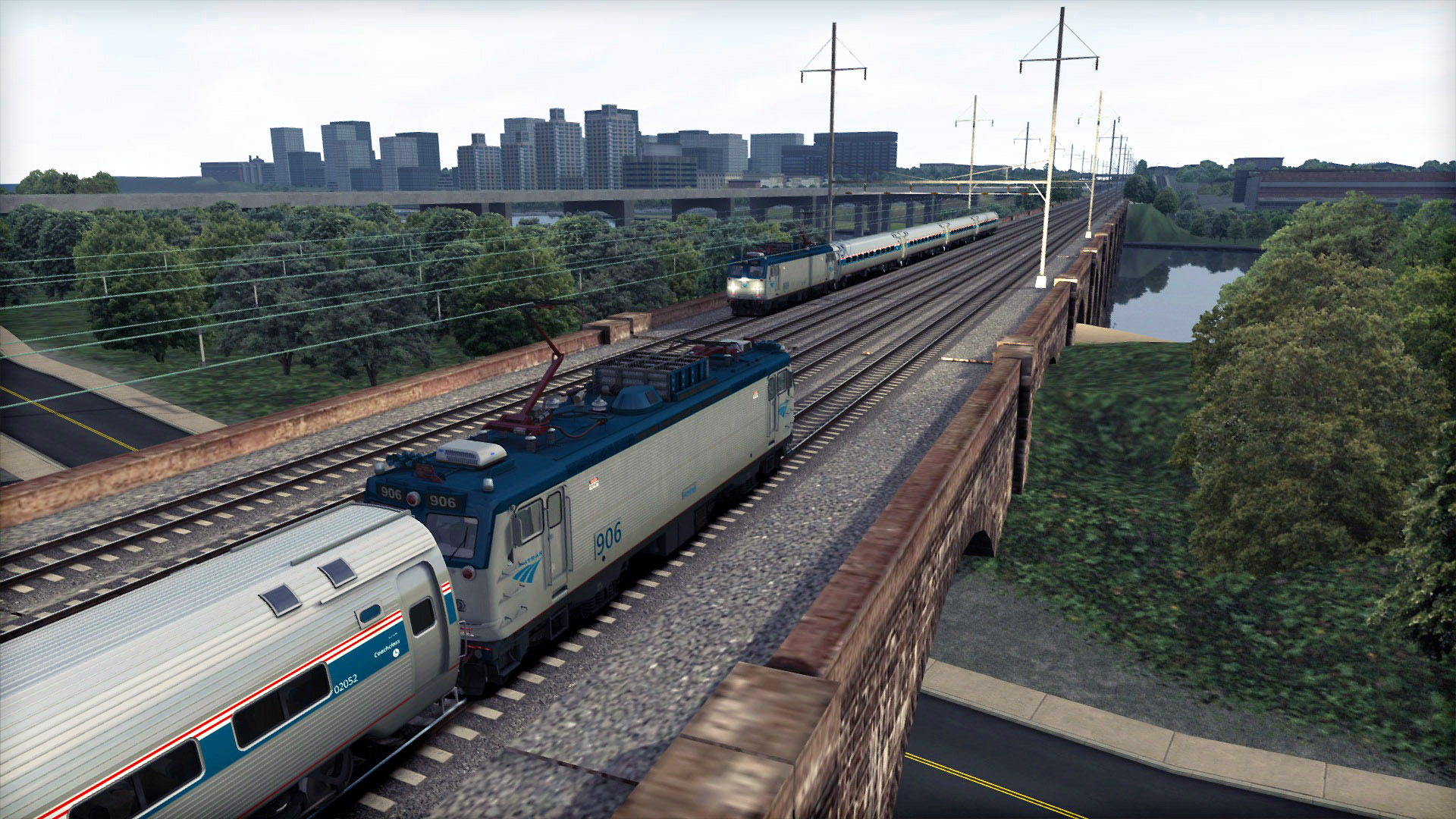 Train Simulator: Northeast Corridor: New York - Philadelphia Route Add-On screenshot