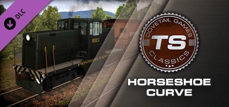 Train Simulator: Horseshoe Curve Route Add-On