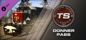 Train Simulator: Donner Pass: Southern Pacific Route Add-On