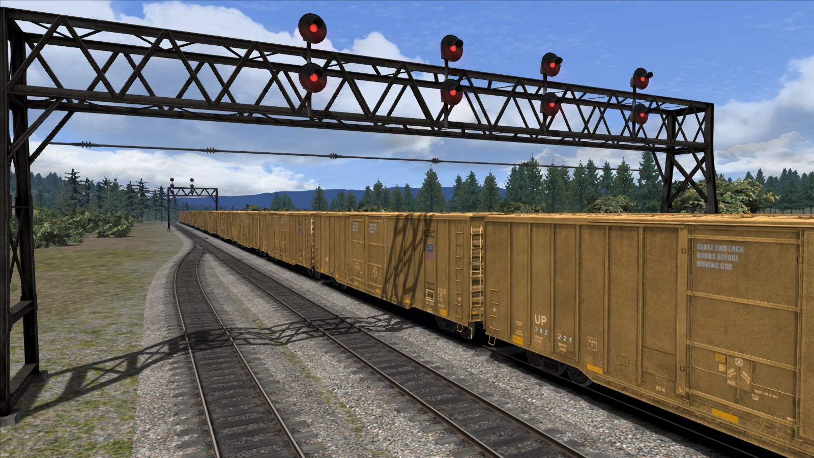 Train Simulator: Donner Pass: Southern Pacific Route Add-On screenshot