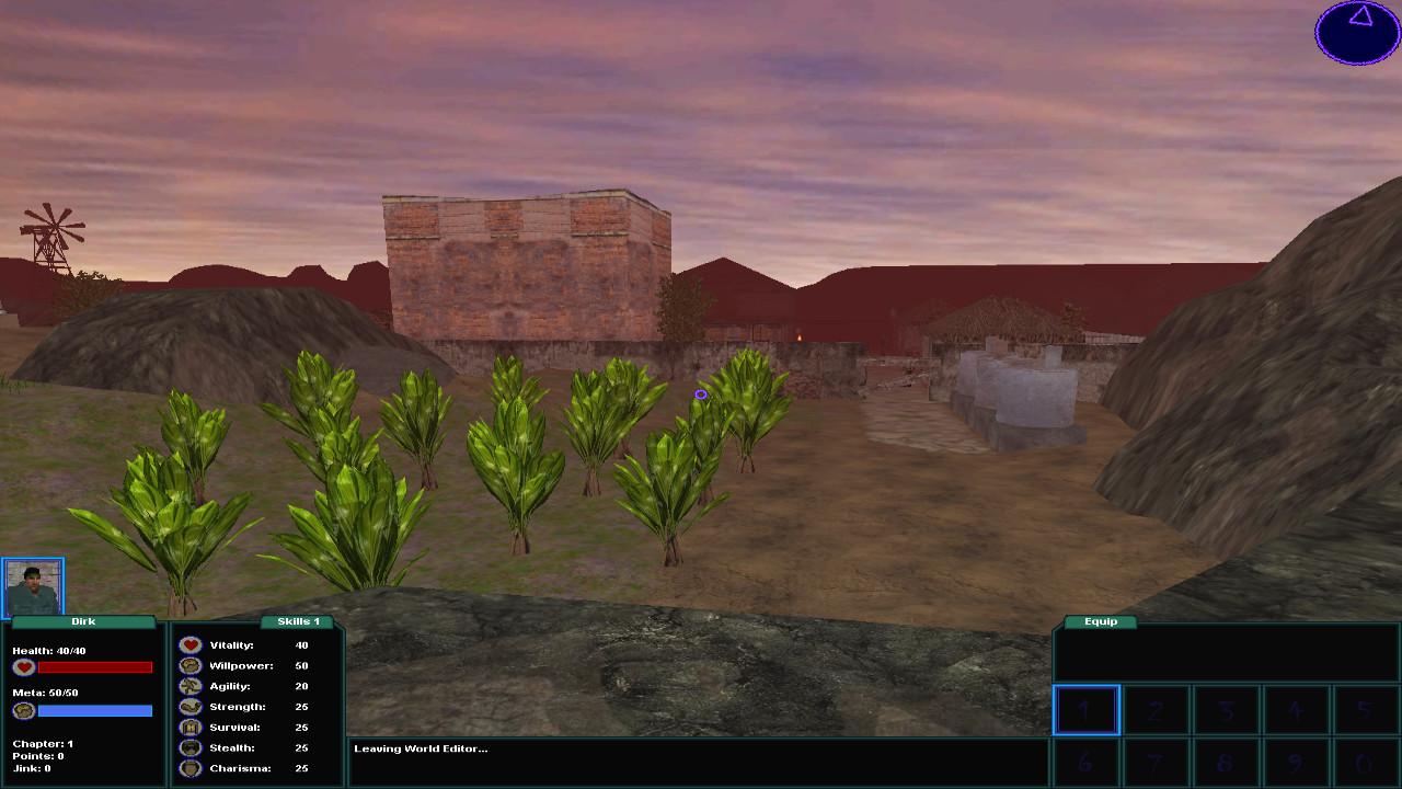 Brigand: Oaxaca screenshot