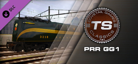 Train Simulator: PRR GG1 Loco Add-On