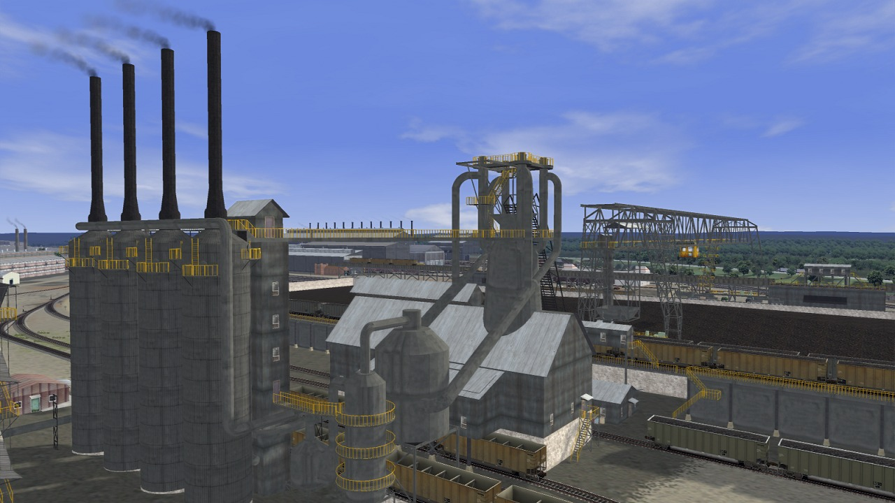 Train Simulator: Ohio Steel 2 Route Add-On screenshot