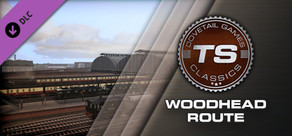 Train Simulator: Woodhead Route Add-On