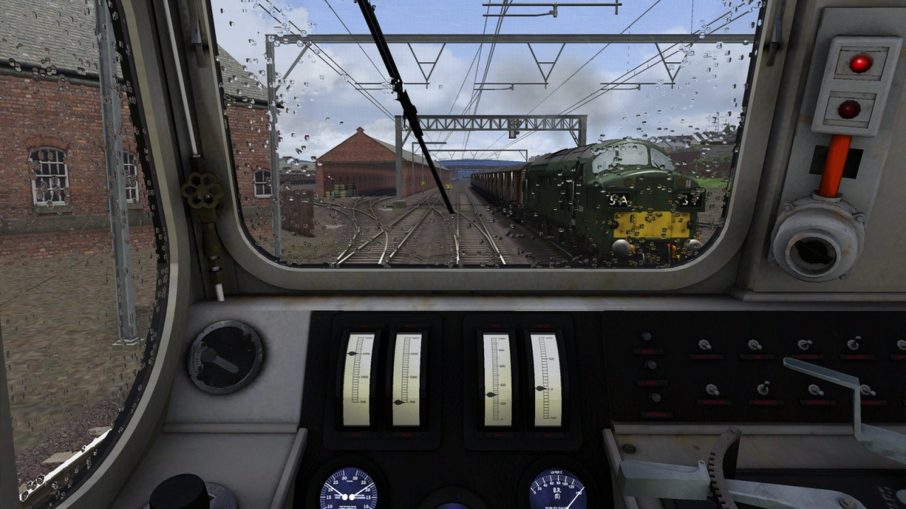 Train Simulator: Woodhead Route Add-On screenshot