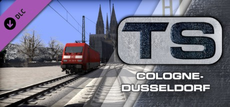 Train Simulator: Cologne-Dusseldorf Route Add-On