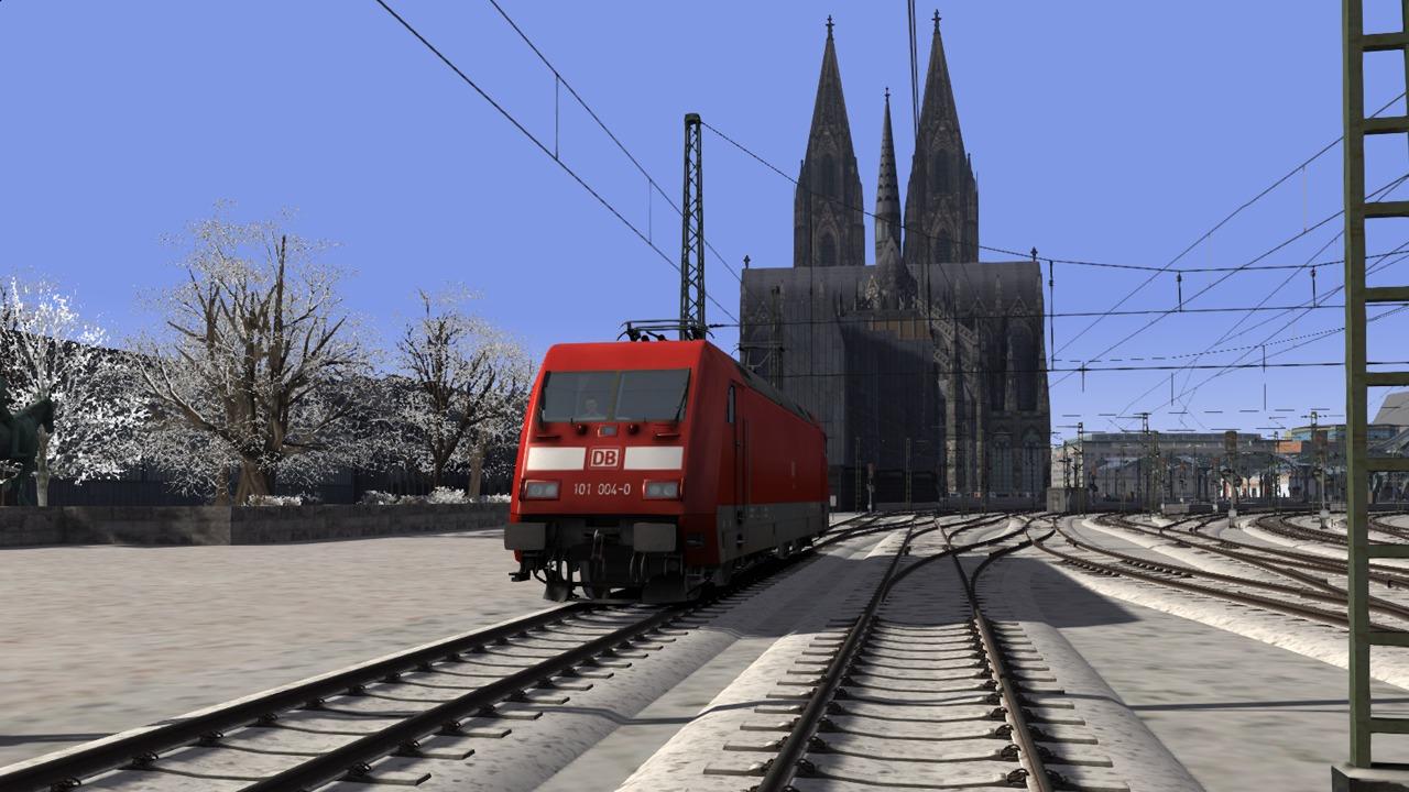 Train Simulator: Cologne-Dusseldorf Route Add-On screenshot