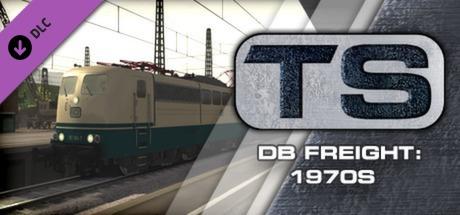 Train Simulator: DB Freight: 1970s Loco Add-On