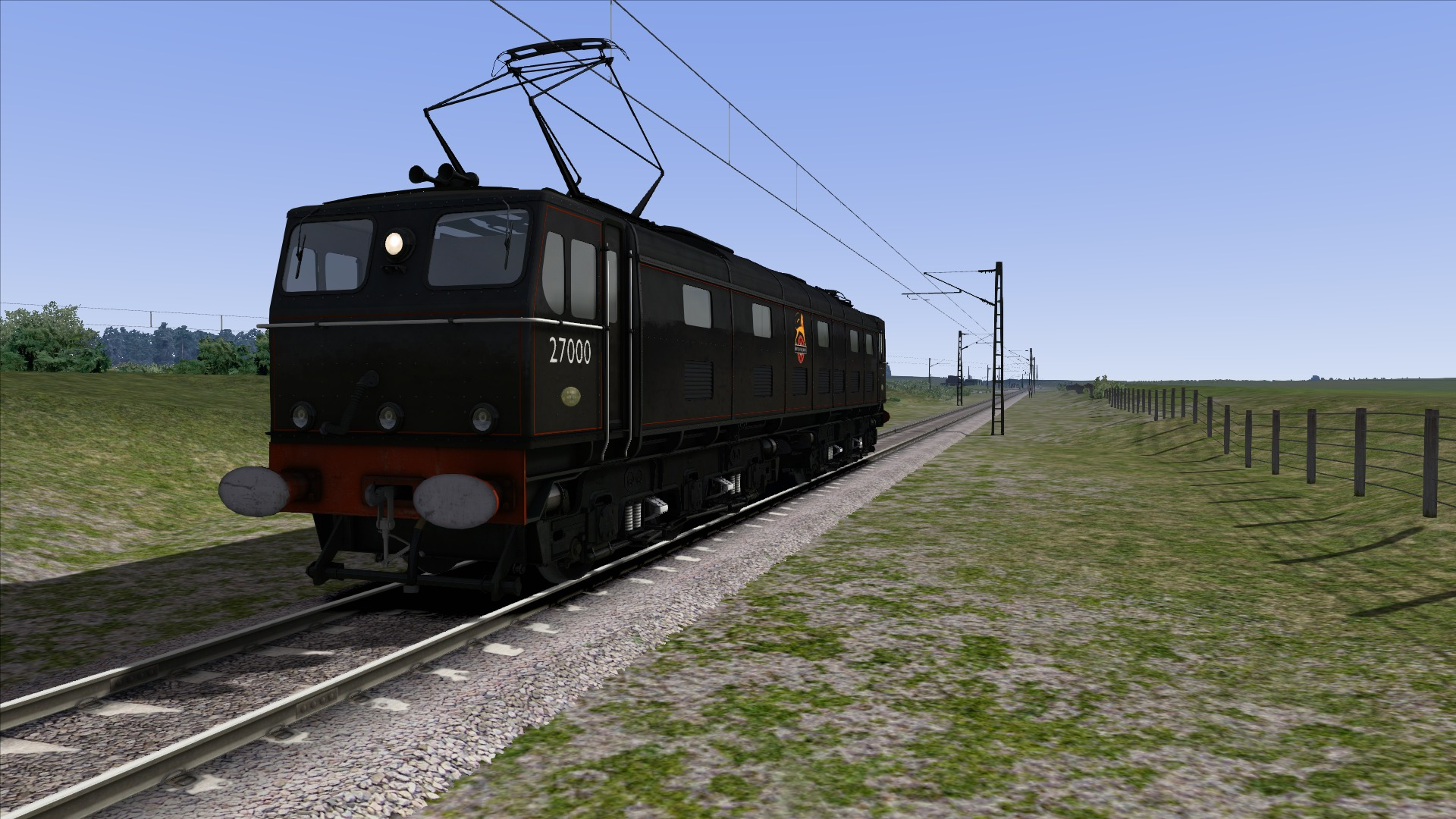 Train Simulator: BR Class 76 & 77 Loco Add-On screenshot