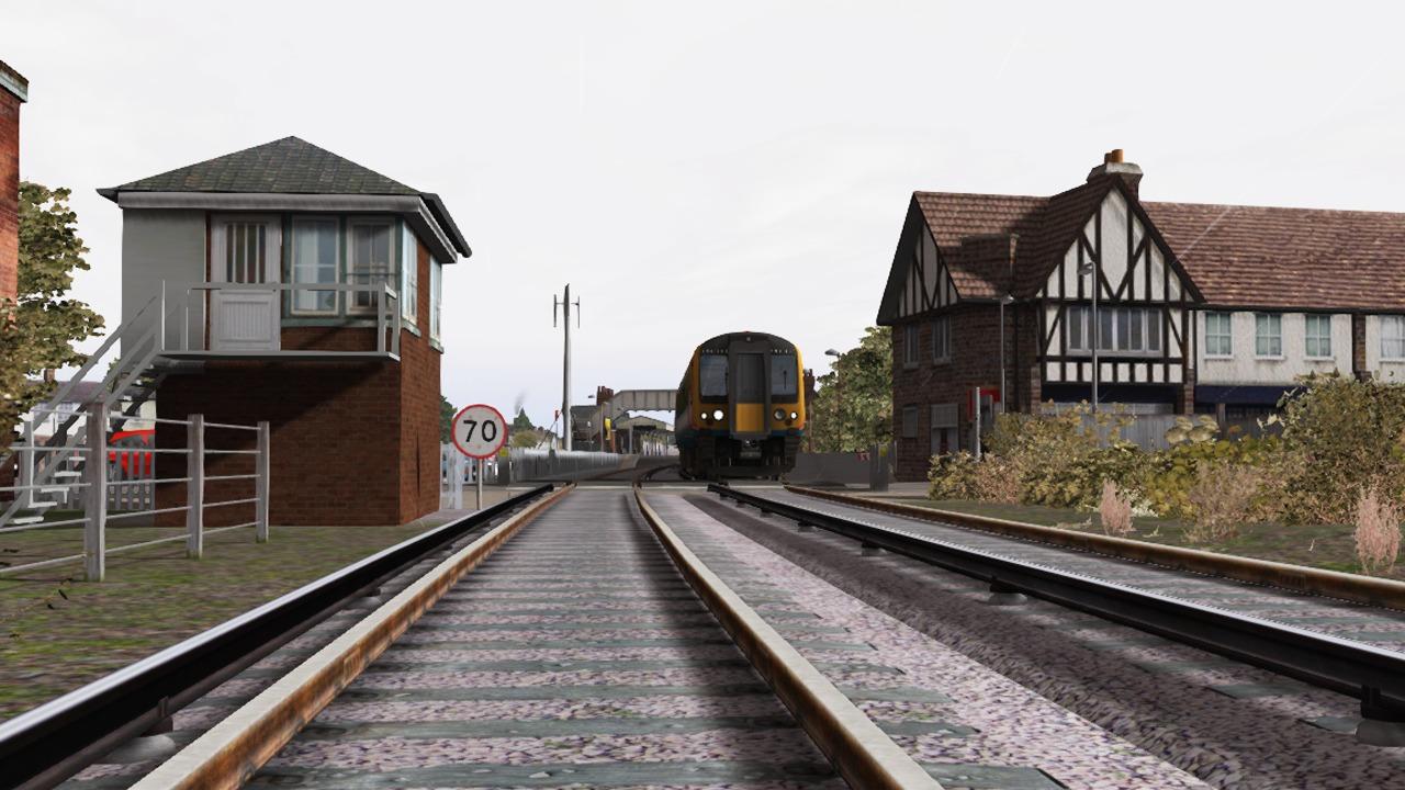 Train Simulator: South West Trains Class 444 EMU Add-On screenshot