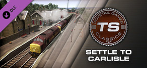 Train Simulator: Settle to Carlisle Route Add-on