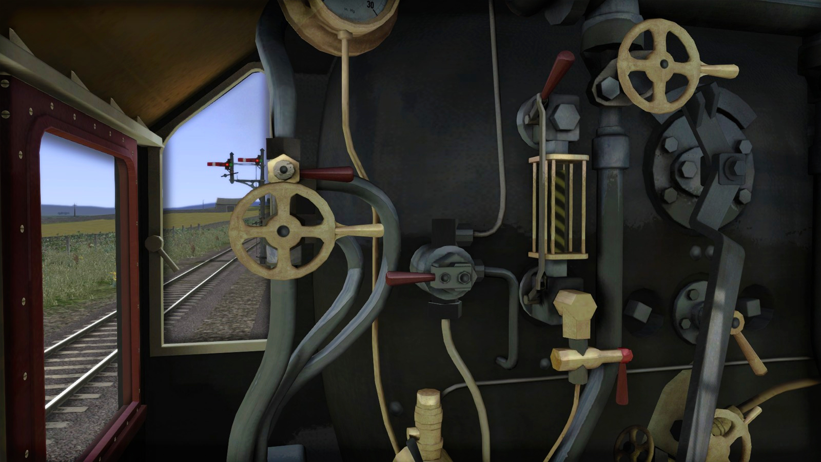 Train Simulator: Settle to Carlisle Route Add-on screenshot