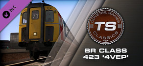 Train Simulator: BR Class 423 '4VEP' EMU Add-On