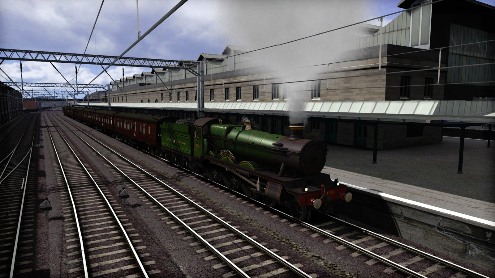 Train Simulator: Settle Carlisle Specials Add-On screenshot