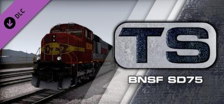 Train Simulator: BNSF SD75 Loco Add-On