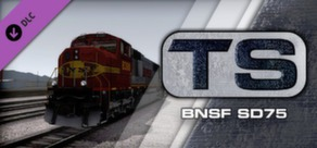 Train Simulator: BNSF SD75 Loco Add-On