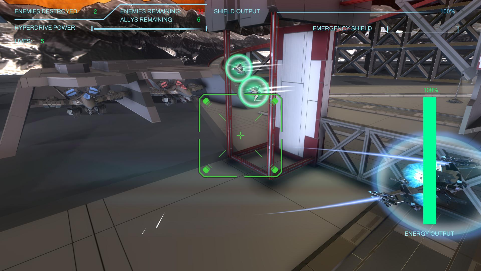 Vanguard Knights screenshot