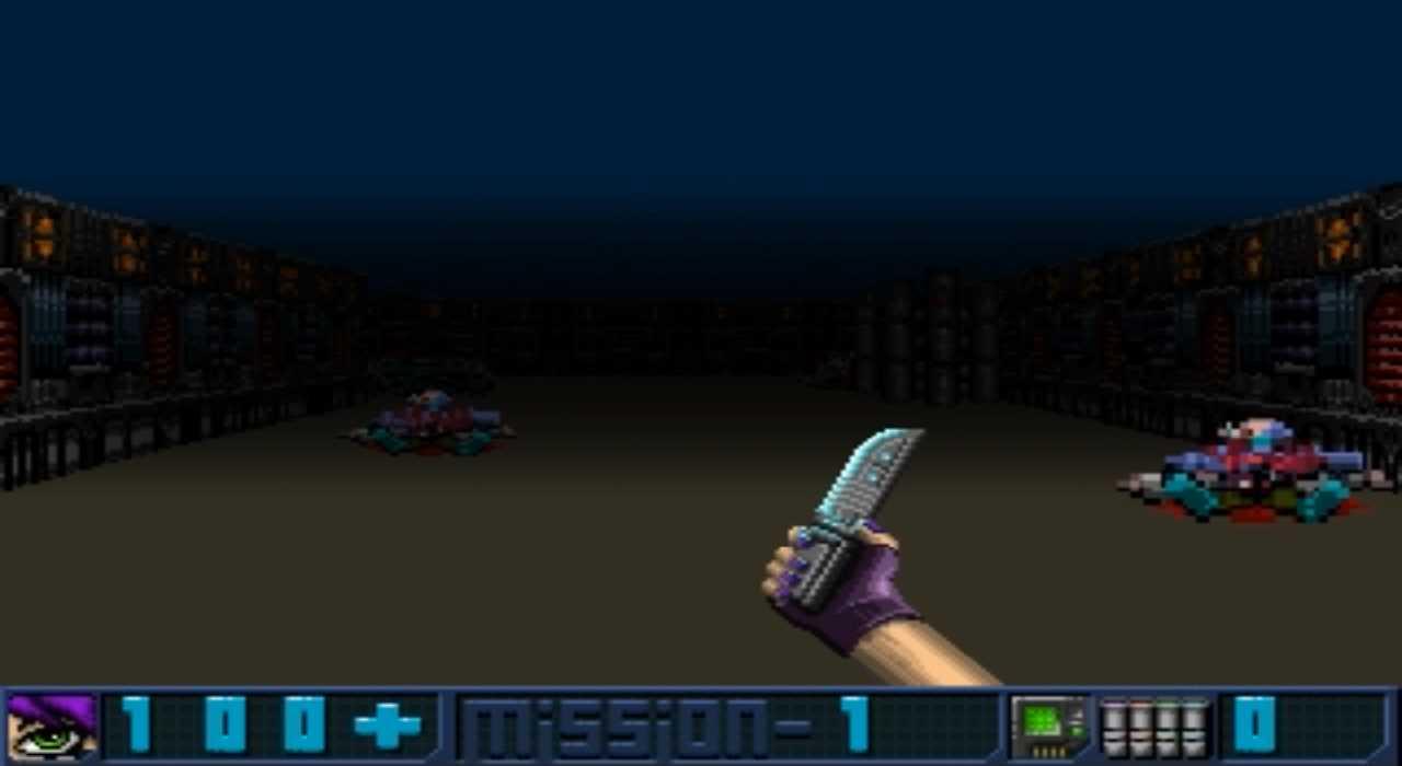 Cyber Utopia screenshot