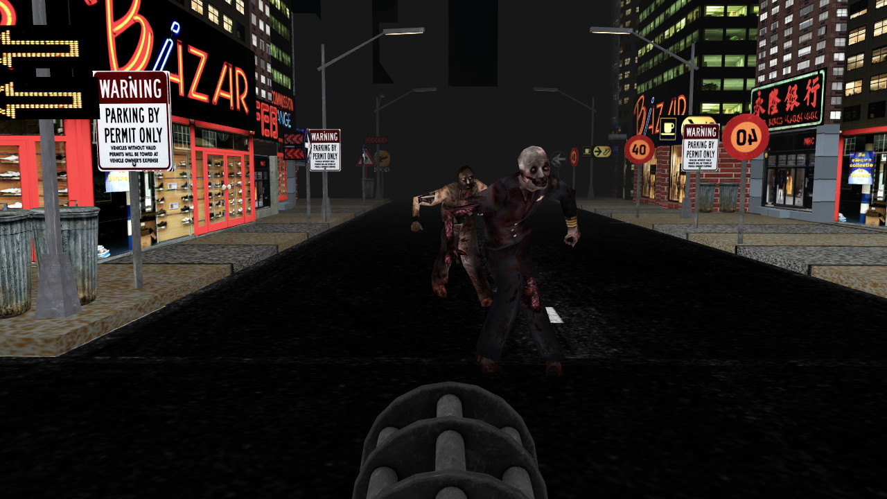 Masked Forces: Zombie Survival screenshot