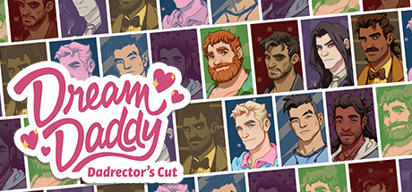 Dream Daddy: A Dad Dating Simulator Characters In Star