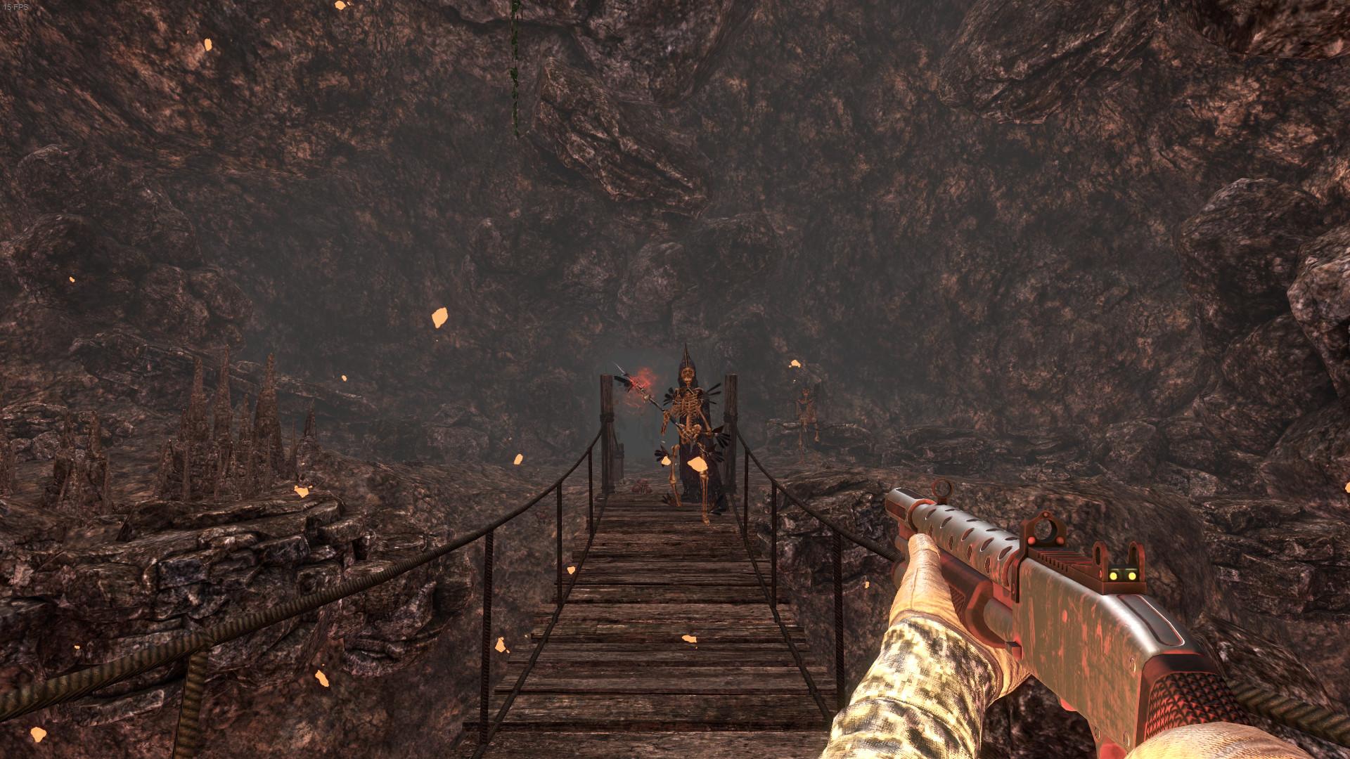 Masked Forces 2: Mystic Demons screenshot