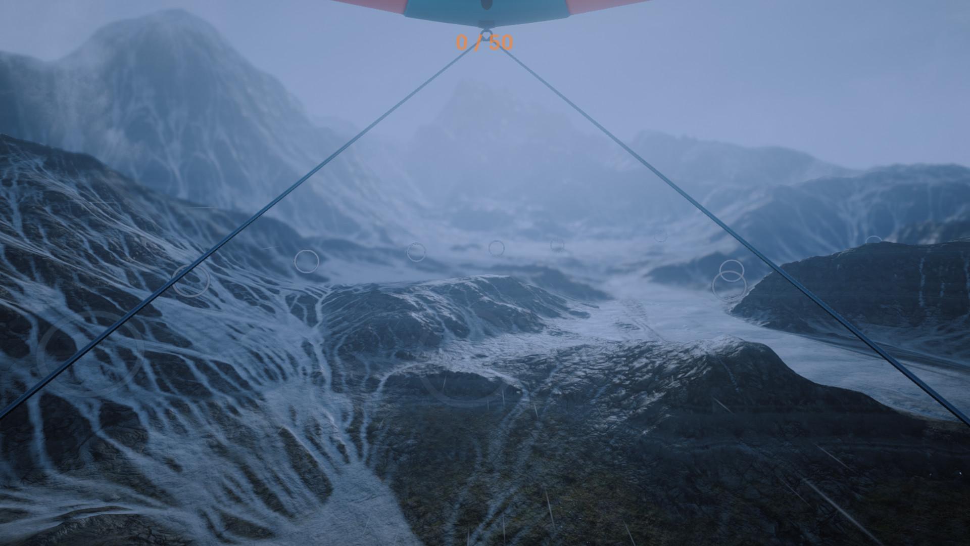 Deltaplan Simulator screenshot