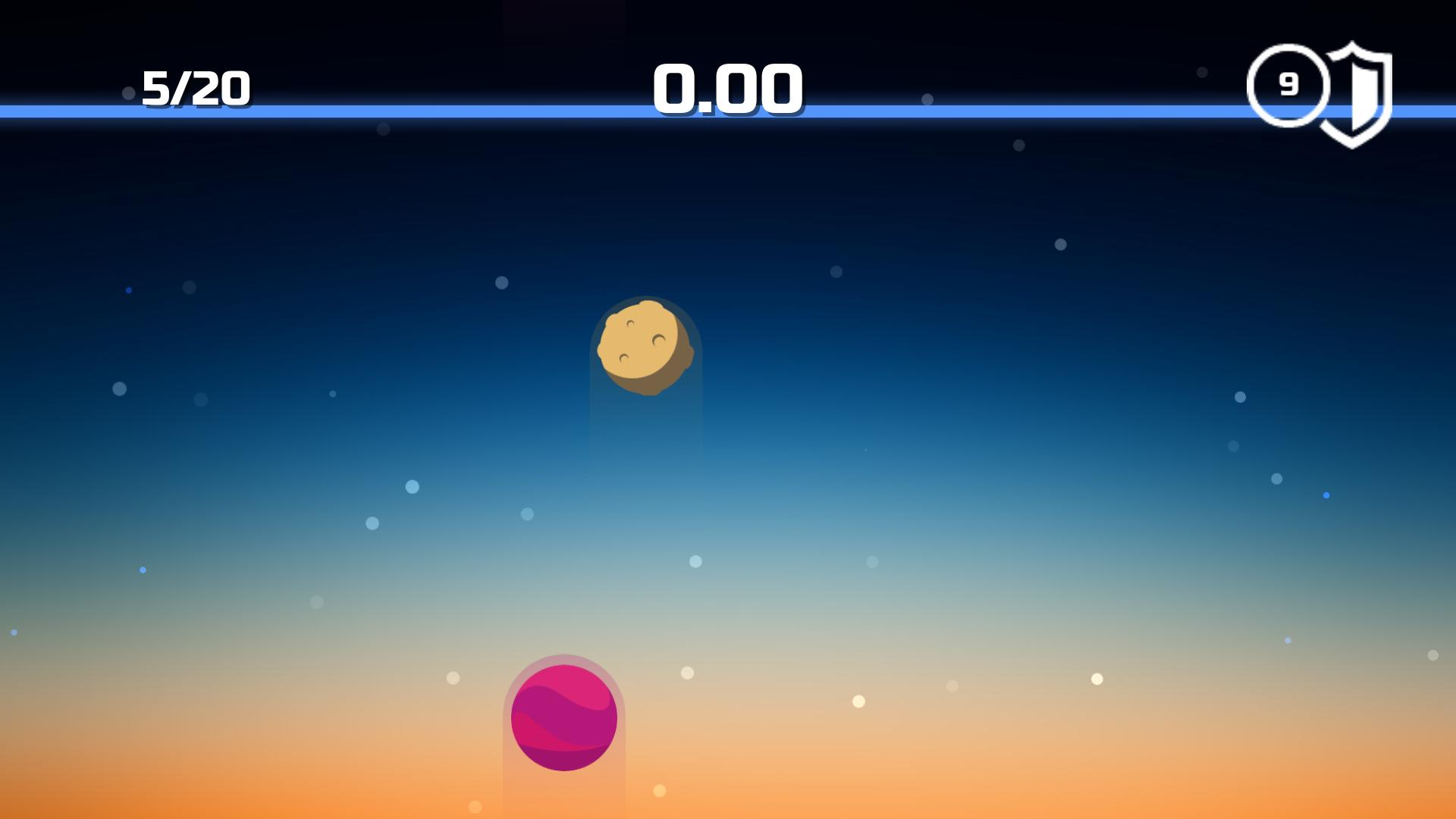 Space Hero Line screenshot
