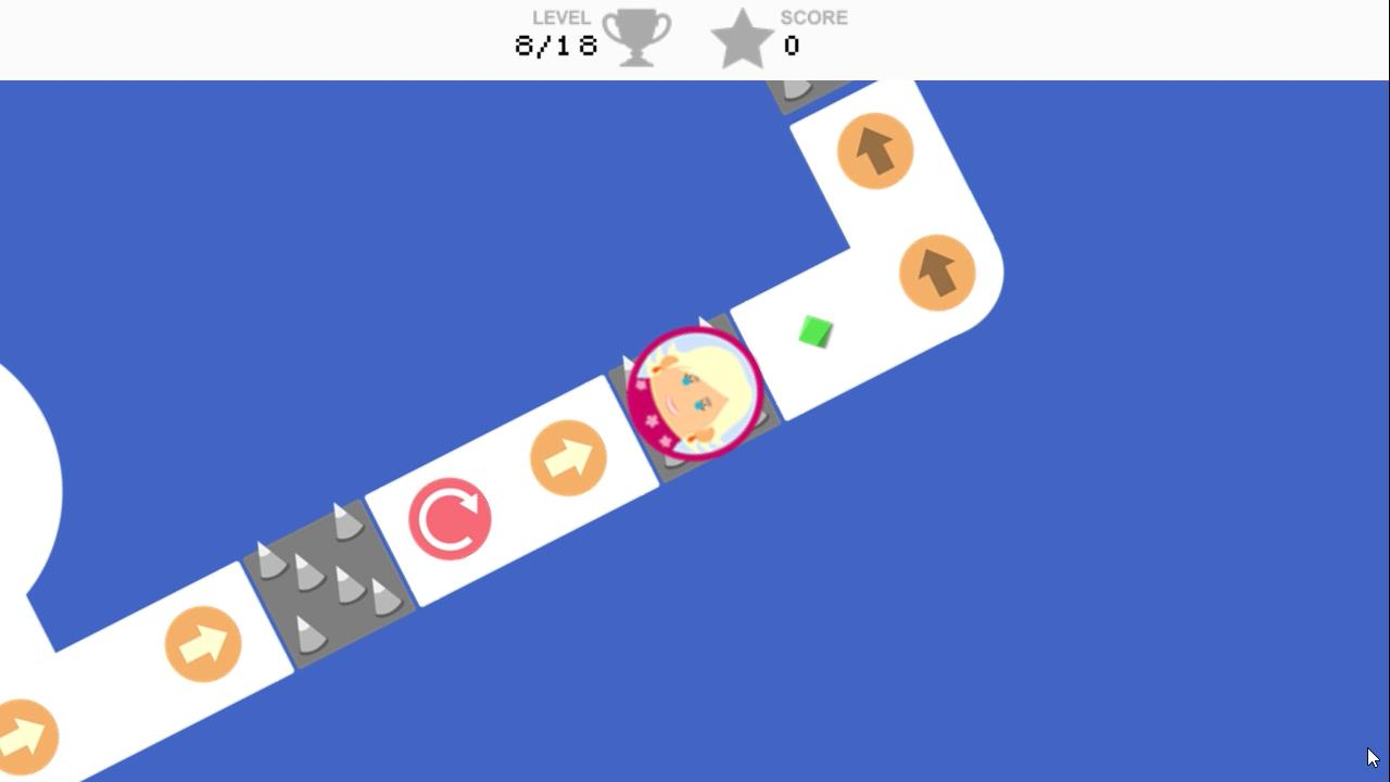 TAP TOUCH RUN screenshot