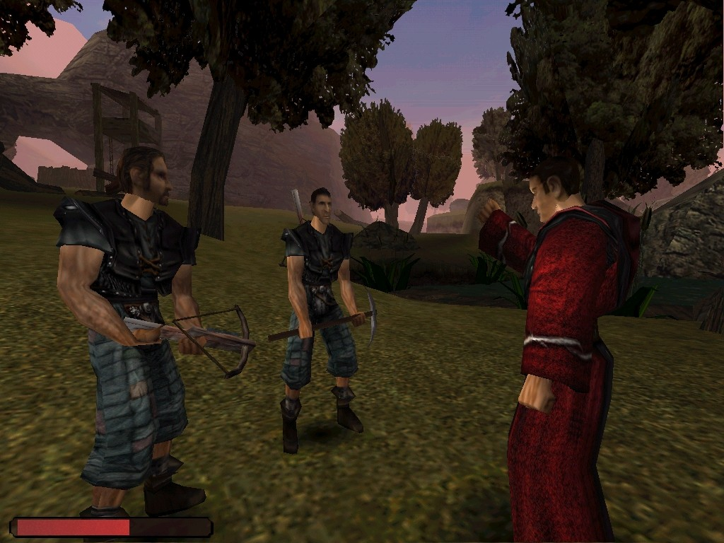 Gothic 1 screenshot