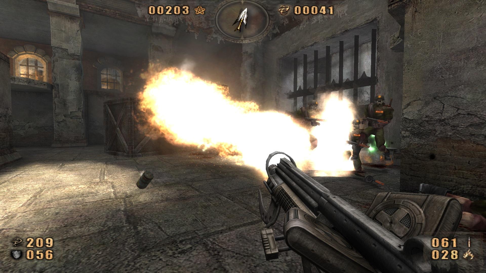 Painkiller Redemption screenshot