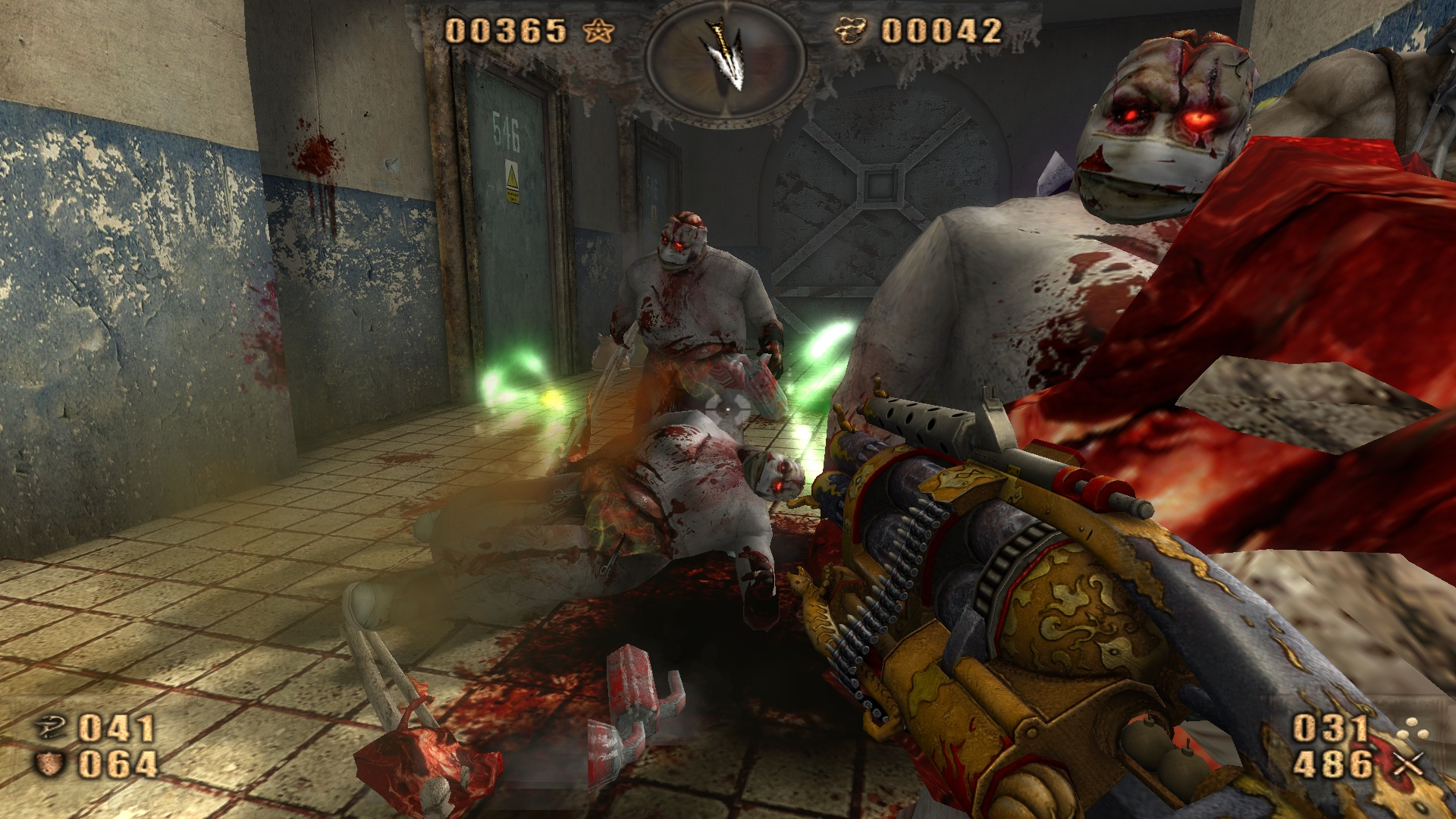 Painkiller Redemption screenshot