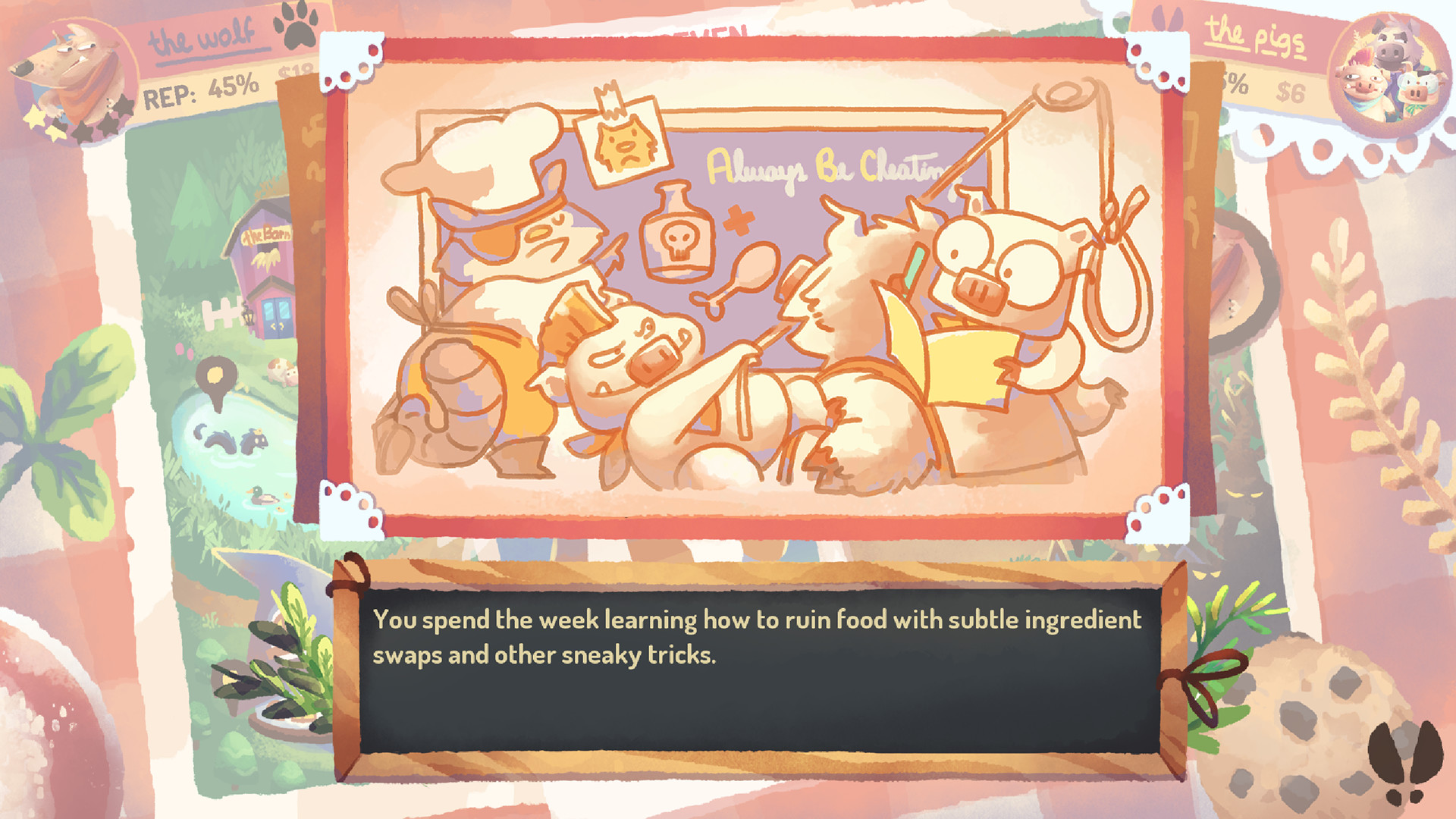 The Wolf's Bite screenshot