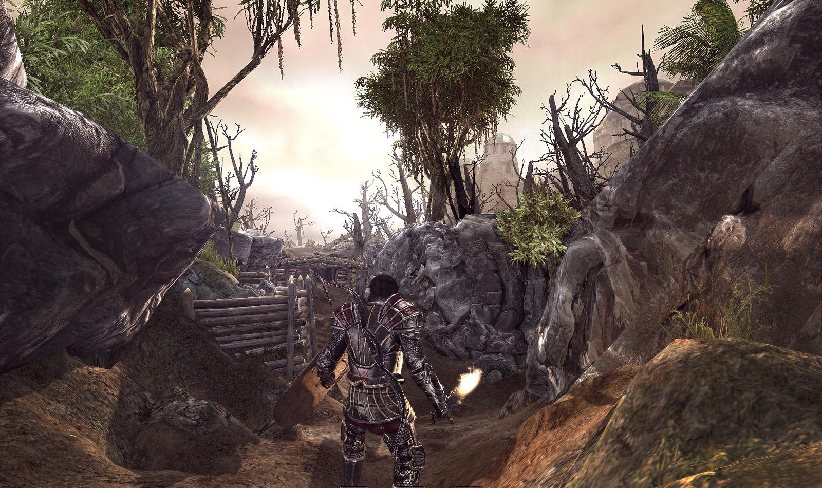 ArcaniA: Fall of Setarrif screenshot