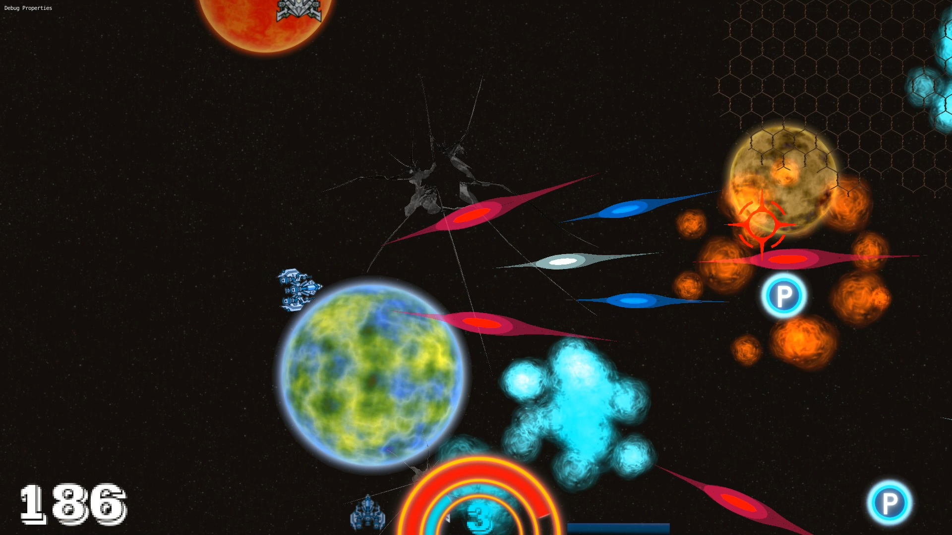 Space Hit screenshot