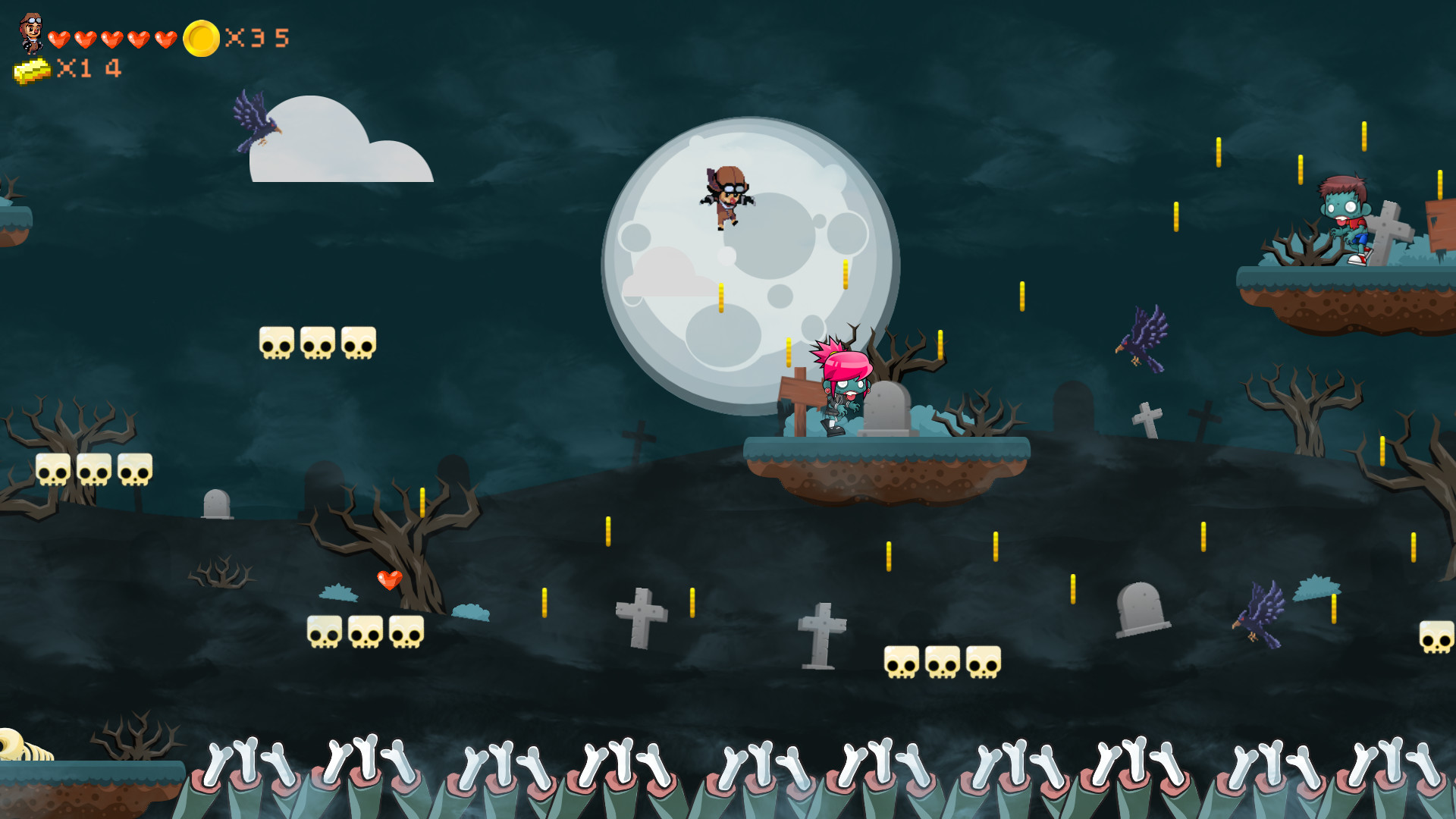 The Theodore Adventures screenshot