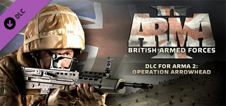 Arma 2: British Armed Forces Steam DLC