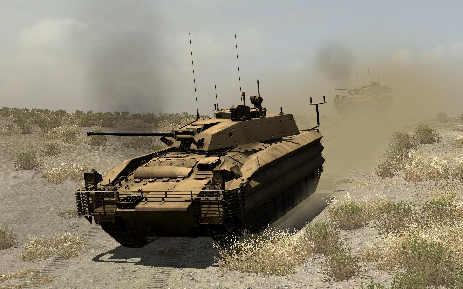 Arma 2: British Armed Forces screenshot