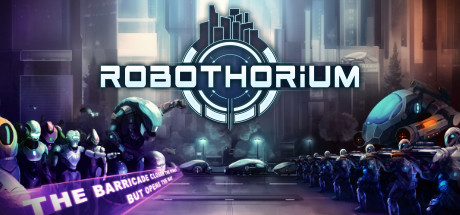Allgamedeals.com - Robothorium: Cyberpunk Dungeon Crawler - STEAM
