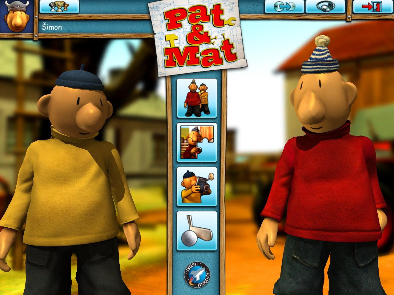 Pat & Mat screenshot