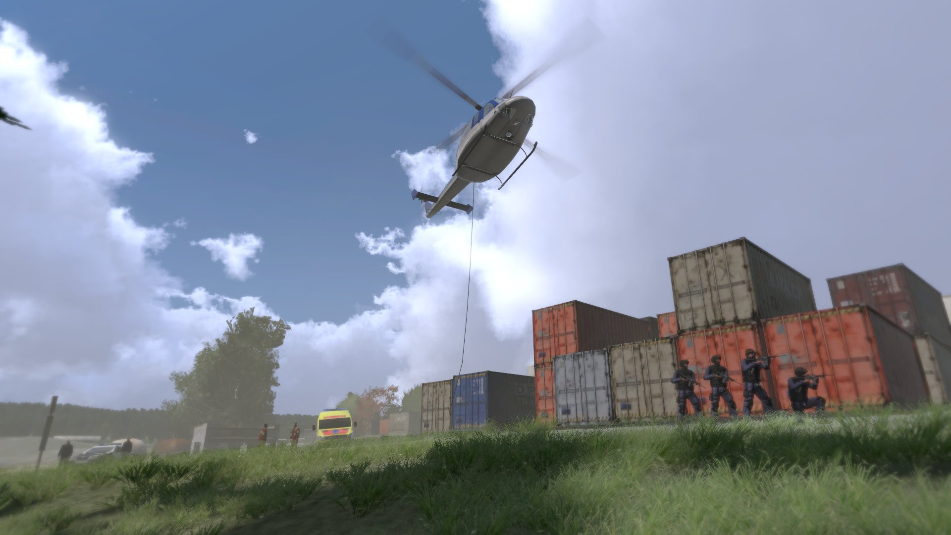 Take On Helicopters screenshot