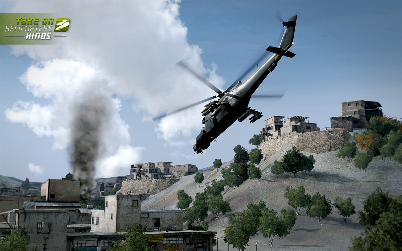 Take On Helicopters: Hinds screenshot