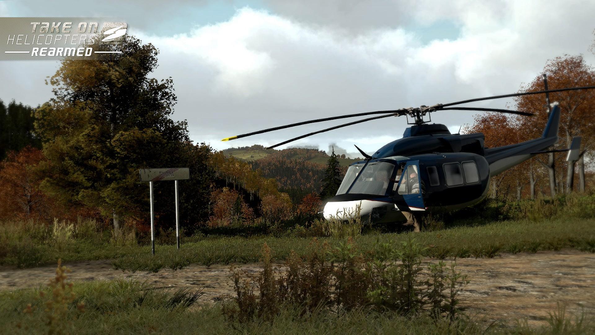 Take on Helicopters - Rearmed screenshot