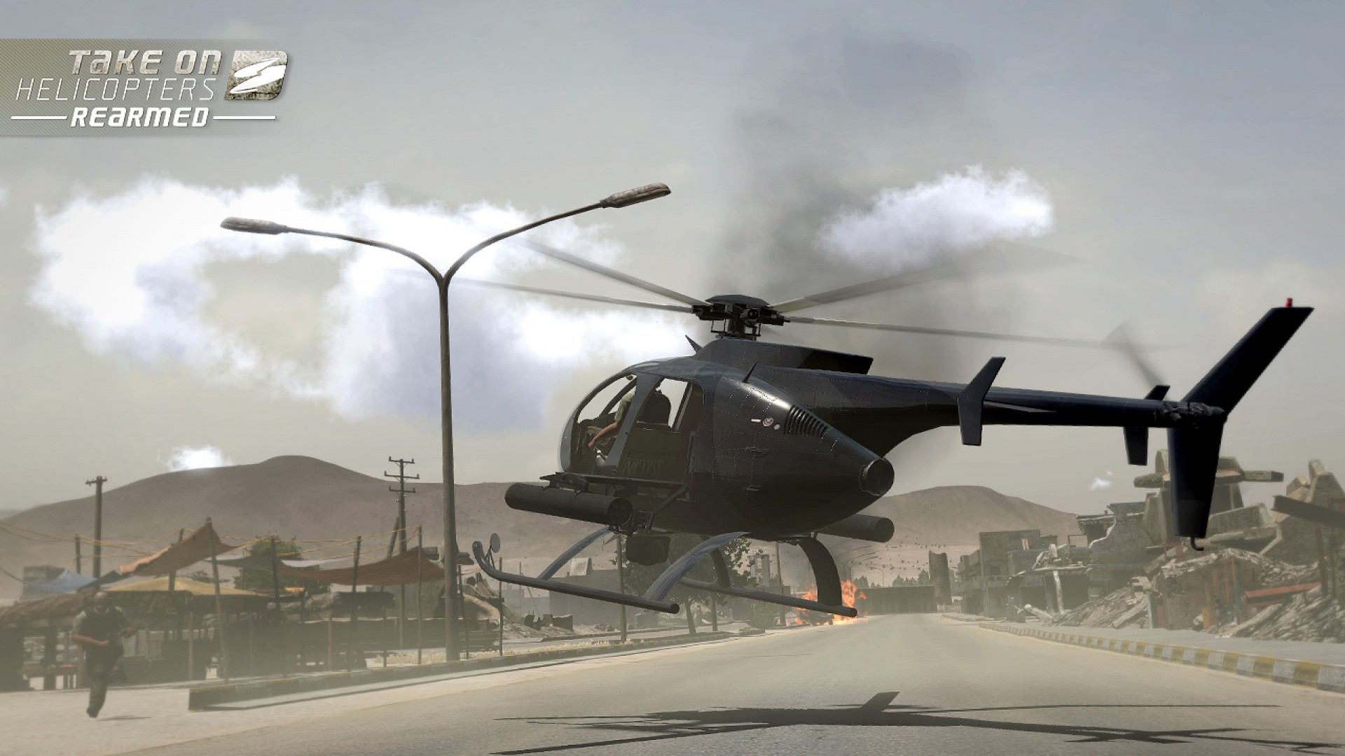 Take on Helicopters - Rearmed screenshot
