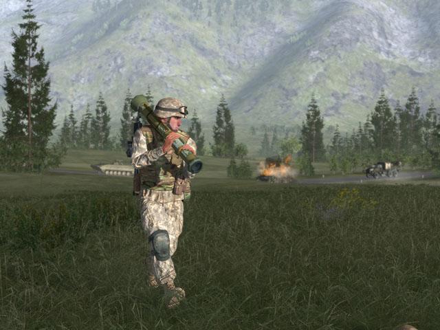 ARMA: Gold Edition screenshot