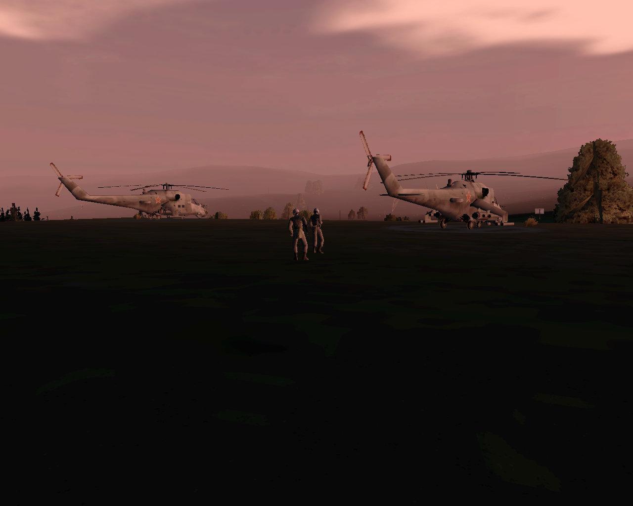 ARMA: Cold War Assault screenshot