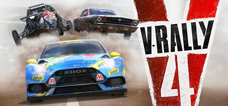 Allgamedeals.com - V-Rally 4 - STEAM