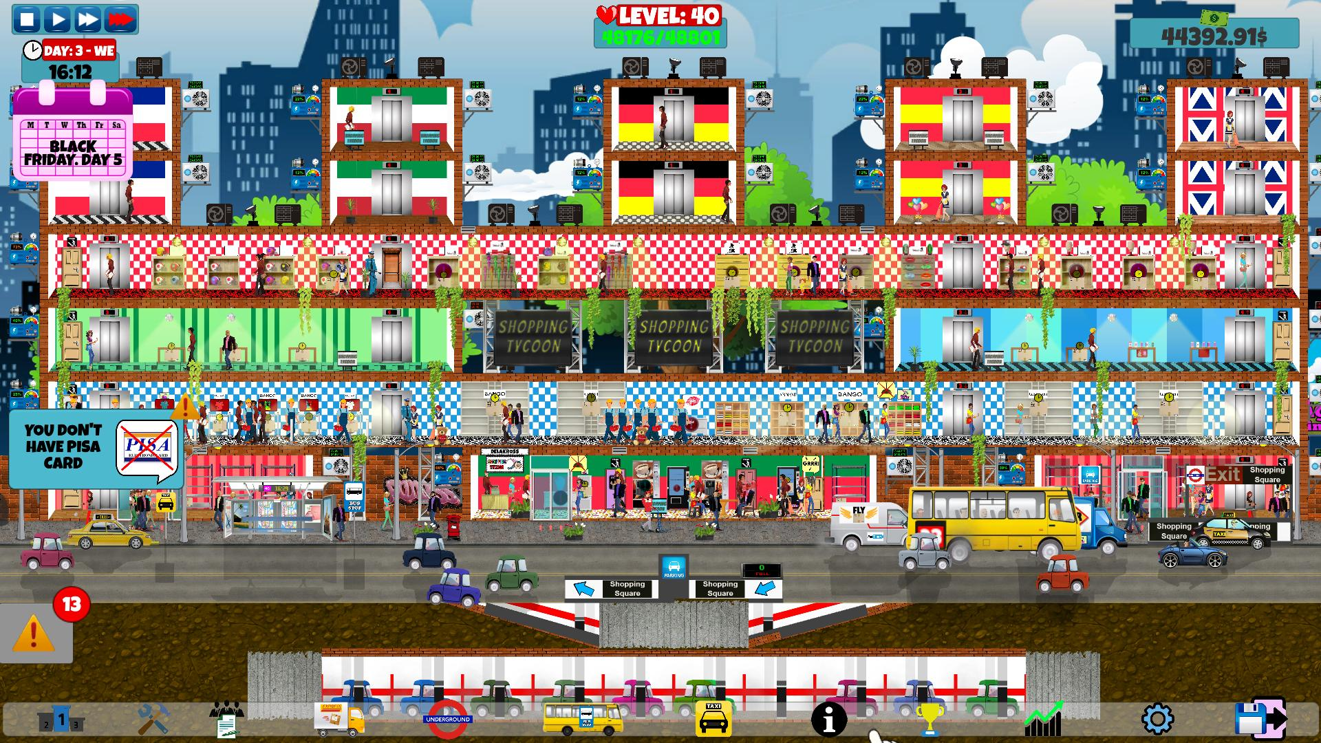 Shopping Tycoon Tai Game Download Game Chiến Thuật