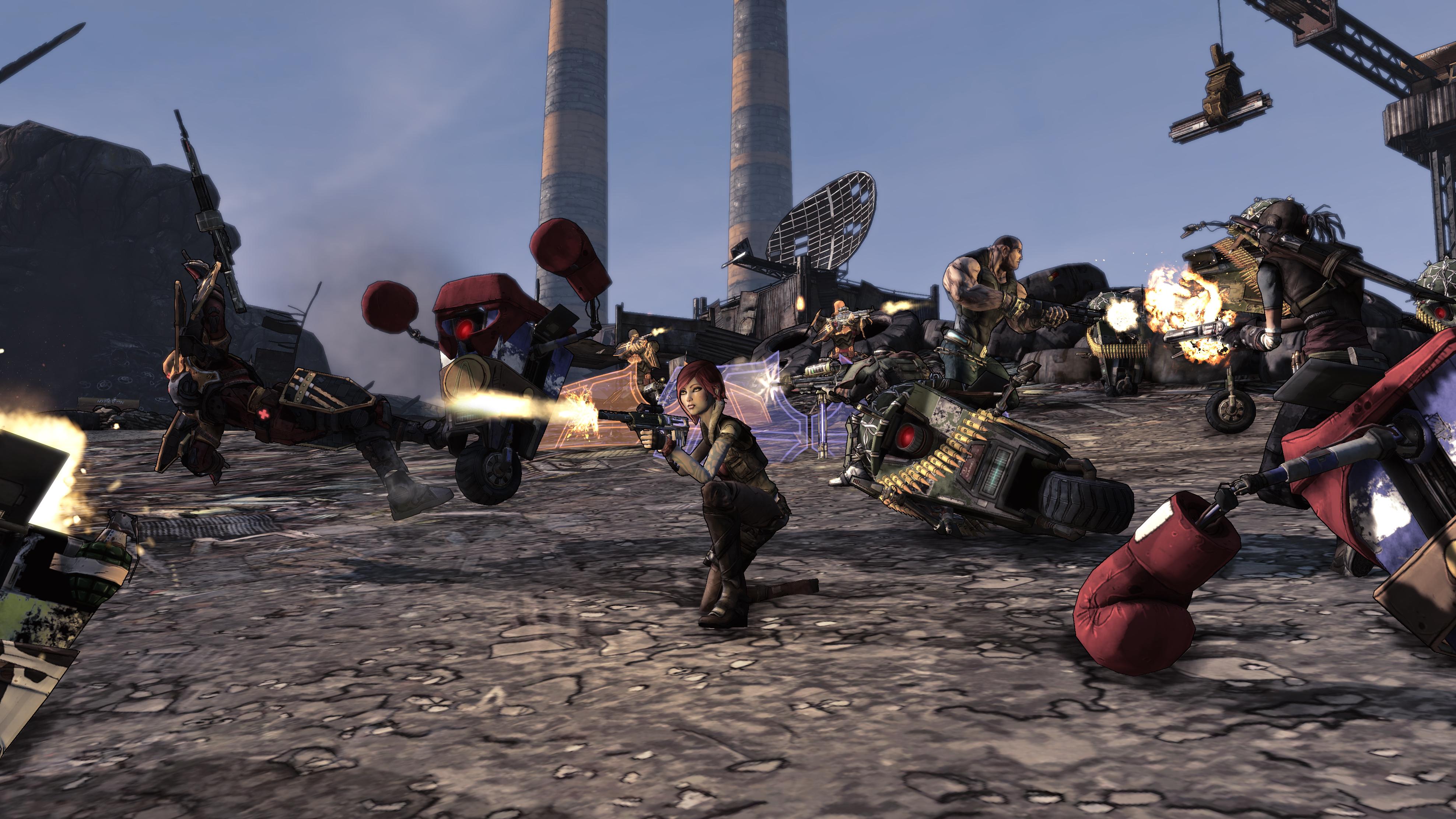 Borderlands: Claptrap's Robot Revolution screenshot